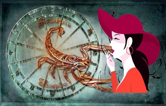 Žena Škorpija: Enigma za svakog muškarca. Ova misteriozna žena voli do bola ili ne voli nimalo.