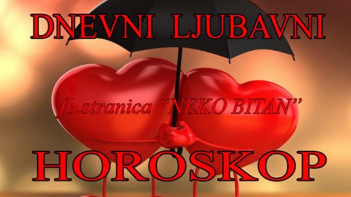 DNEVNI LJUBAVNI HOROSKOP za SREDU 16. JANUAR 2019. godine