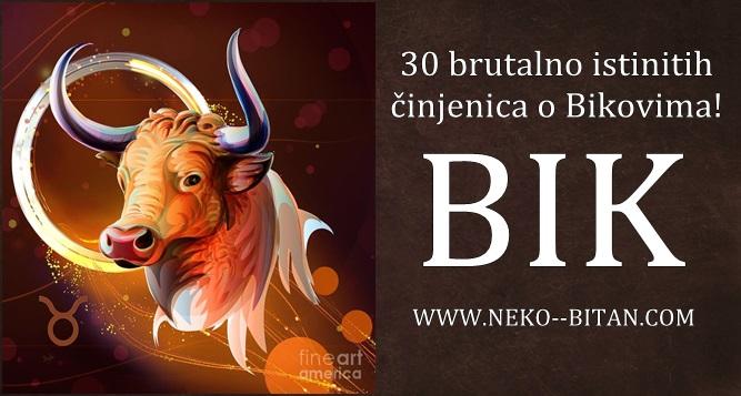 30 brutalno istinitih činjenica o Bikovima – bez sumnje najtvrdoglaviji znak Zodijaka,nikada ne recite Biku šta treba da uradi, jer će namerno uraditi po svome!