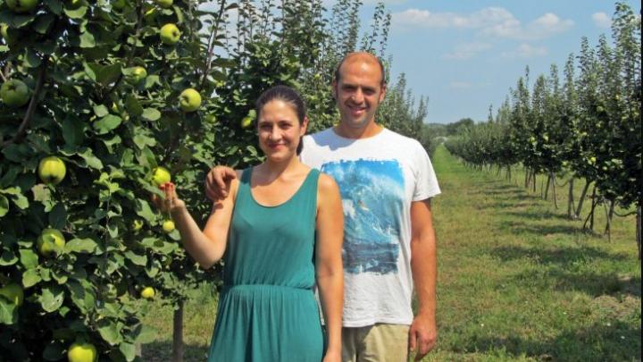 Nekada su radili u kancelariji, a danas su MEĐU DUNJAMA: Kako su Jelena i Miloš stvorili svoj organski RAJ NA SELU