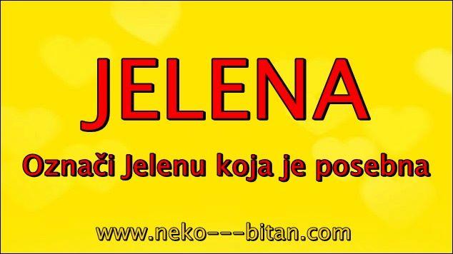 Žene sa imenom JELENA su SJAJNE i BLISTAVE  i one sa sobom nose BOŽANSKU LEPOTU!
