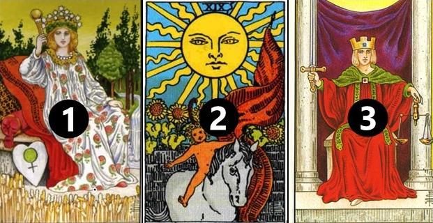 Ovo su MAGIČNE KARTE koje će vrlo PRECIZNO PREDVIDETI vašu BUDUĆNOST: Izaberite jednu kartu i saznajte šta vas očekuje U LJUBAVI DO KRAJA OVE GODINE.