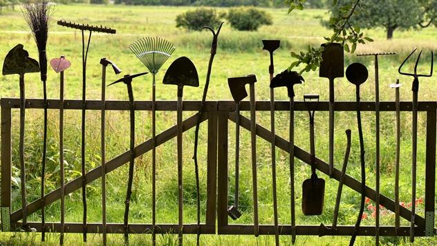 Adekvatan alat za održavanje vrta