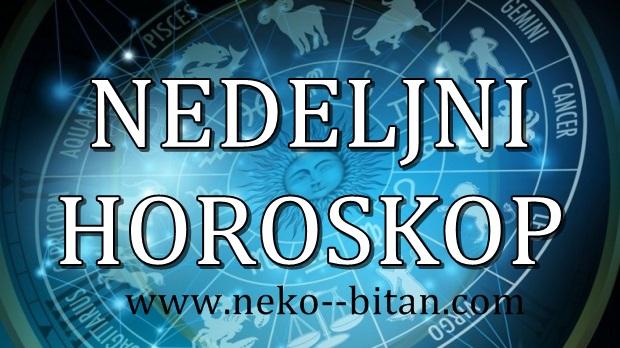 Nedeljni horoskop od 01 – 07. JUNA 2020.GODINE
