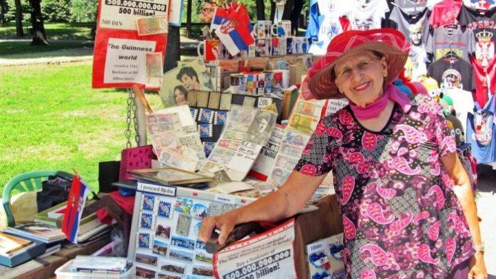 Ima 87 GODINA, radi svakog dana i uvek je nasmejana: Olga je simbol Kalemegdana, a ovo je njen recept za SREĆU i dugovečnost