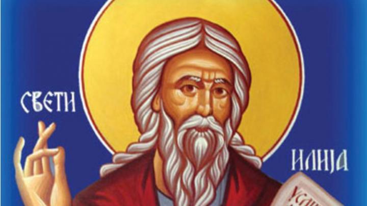 Danas je veliki crkveni praznik, SVETI ILIJA PROROK : Zovu ga i Gromovnik – a jednu stvar nikako ne smete da radite