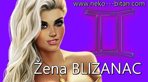 ZABAVNA, LJUBAZNA, PROVOKATIVNA… Najpoželjnija žena u Horoskopu! – ŽENA BLIZANAC