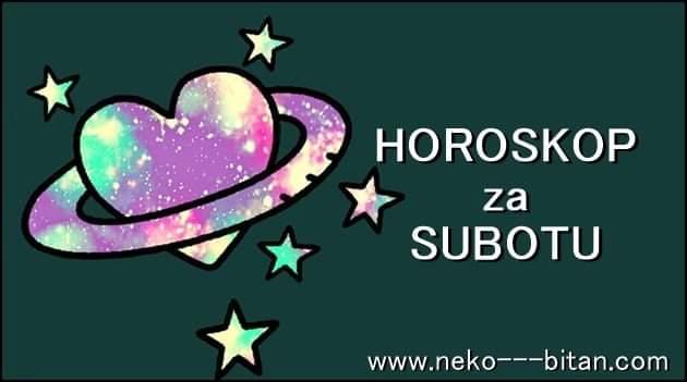 HOROSKOP za SUBOTU 16. januar 2021. godine: Škorpija LJUBOMORNA, Jarac okrenut OBAVEZAMA, Ribe VERUJU U LJUBAV!