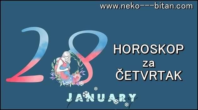HOROSKOP za ČETVRTAK 28. januar 2021. godine: Vaga FLERTUJE, Strelac NEODLUČAN, Ribe GREŠE!