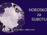 HOROSKOP za SUBOTU 24. april 2021. godine: Bik u ljubavi SREĆAN, Škorpija prati INTUICIJU, Ribe USPEŠNE na svim poljima!