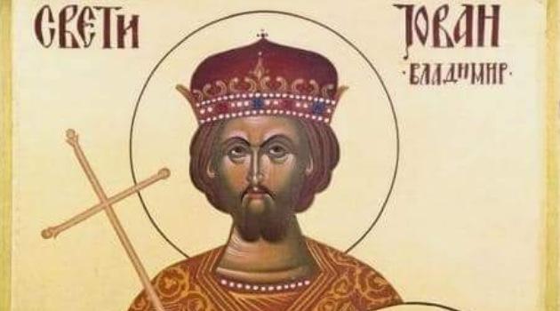 Danas je SVETI MUČENIK JOVAN VLADIMIR: Bio je prvi srpski SVETAC, vladao je PRAVEDNO, a stradao STRAŠNO!