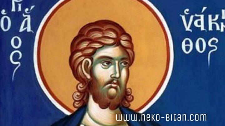 Danas je SVETI MUČENIK JAKINT: Srbi ga posebno POŠTUJU, a izgovaranjem OVIH REČI desiće se ČUDO!
