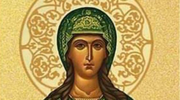 Vernici danas slave SVETU MUČENICU JULIJU, sveticu koja je na poseban način pokazala gde želi da se sazida njena CRKVA!