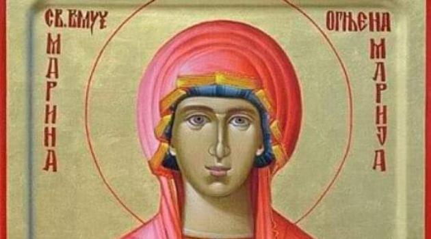 Danas je OGNJENA MARIJA, zaštitnica žena: NIŠTA SE NE RADI – ni u kući, ni u polju!