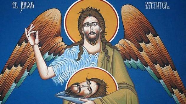 """Vernici, danas je USEKOVANJE GLAVE SVETOG JOVANA KRSTITELJA! Ispoštujte ove OBIČAJE, u suprotnom će vam sve """"IĆI NAOPAKO""""!"""