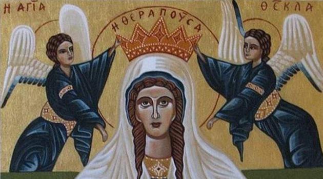 Sveta Tekla, ZAŠTITNICA ŽENA: Pomaže vernicima u nevolji, danas ISPUNJAVA JEDNU ŽELJU!